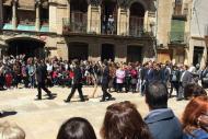 Torà: Arribada a la plaça  Marc Sales