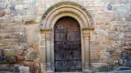 Cellers: porta del monestir  Ramon Sunyer