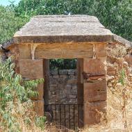 Plandogau: cisterna  Ramon Sunyer