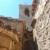 Plandogau: Església de Santa Maria  Ramon Sunyer