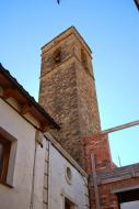 Vilanova de l'Aguda: Campanar Sant Andreu   Ramon Sunyer