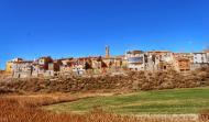 Vilanova de l'Aguda: vista  Ramon Sunyer