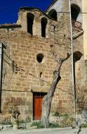 Vilanova de l'Aguda: Església Santa Maria   Ramon Sunyer