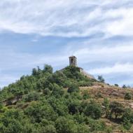 La Molsosa: església vella  Ramon Sunyer