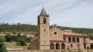 La Molsosa: Església Santa Maria Nova  Ramon Sunyer