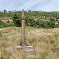 La Molsosa: creu  Ramon Sunyer