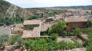 Sanaüja: vista des del castell  Ramon Sunyer
