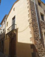 Sanaüja: carrer Morer  Ramon Sunyer