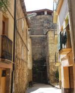 Sanaüja: església posterior  Ramon Sunyer
