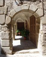 Sanaüja: Casa Carrer Aigua  Ramon Sunyer