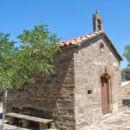 Guardiola: Ermita Sant Magí  Ramon Sunyer