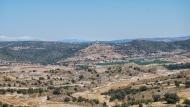 Ribelles: vista des de L'Alzina  Ramon Sunyer