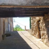 L'Alzina: pas cobert  Ramon Sunyer