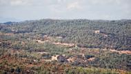 Llanera: Vista des de Sant Serni  Ramon Sunyer