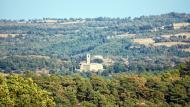 Sant Just d'Ardèvol: Vista des de Llanera  Ramon Sunyer