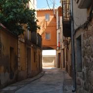 Sanaüja: pas cobert  Ramon Sunyer