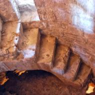 Vallferosa: Torre escales originals  Ramon Sunyer