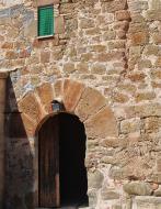 Peracamps: porta  Ramon Sunyer