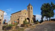 Hostal Nou: Sant Pere Màrtir  Ramon Sunyer