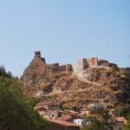 Castellfollit de Riubregós: vista  Ramon Sunyer