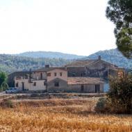 Sant Serni: vista  Ramon Sunyer