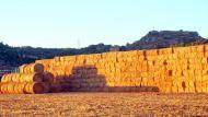 Biosca: bales de palla  Ramon Sunyer