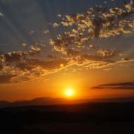 Lloberola: Posta de Sol  Ramon Sunyer