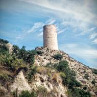 Castellfollit de Riubregós: Torre de'n Balet o del Ballester  Ramon Sunyer