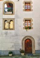 Castellfollit de Riubregós: façana  Ramon Sunyer