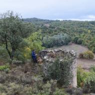 Fontanet: paisatge  Ramon Sunyer