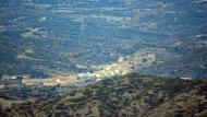 Biosca: vista des de Vicfred  Ramon Sunyer