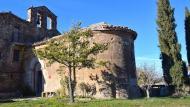 Torredenagó: Santa Maria romànic s XII  Ramon Sunyer