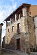 Oliola: casa  Ramon Sunyer