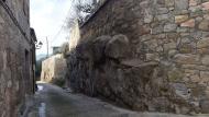 Oliola: carrer  Ramon Sunyer
