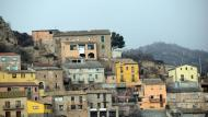 Oliola: vista  Ramon Sunyer