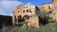 Claret d'Oliola: vista  Ramon Sunyer
