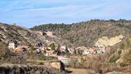 Castellfollit de Riubregós: vista del poble  Ramon Sunyer