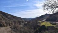 Castellfollit de Riubregós: paisatge  Ramon Sunyer