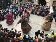 Torà: Ballada de gegants  Xavier Sunyer