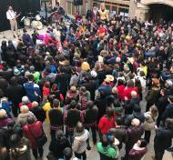 Torà: Monòleg carnavalesc de Sergi Torrescassana  Xavier Sunyer