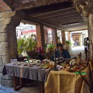Torà: Plaça Vila vella  Ramon Sunyer