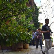 Torà: Passejant per la vilavella  Ramon Sunyer