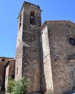 Vallmanya: Església Sant Pere  Ramon Sunyer