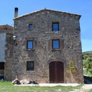 Vallmanya: detall casa  Ramon Sunyer