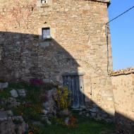 Pinós: poble  Ramon Sunyer