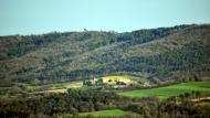 Prades de la Molsosa: vista des de Pinós  Ramon Sunyer