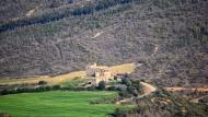 Vallmanya: Mas Ferrugats  Ramon Sunyer