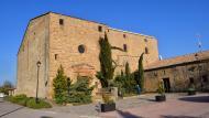 Pinós: santuari  Ramon Sunyer