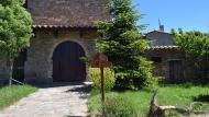 Prades de la Molsosa: casa  Ramon Sunyer