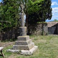 Prades de la Molsosa: Creu del Captaire  Ramon Sunyer